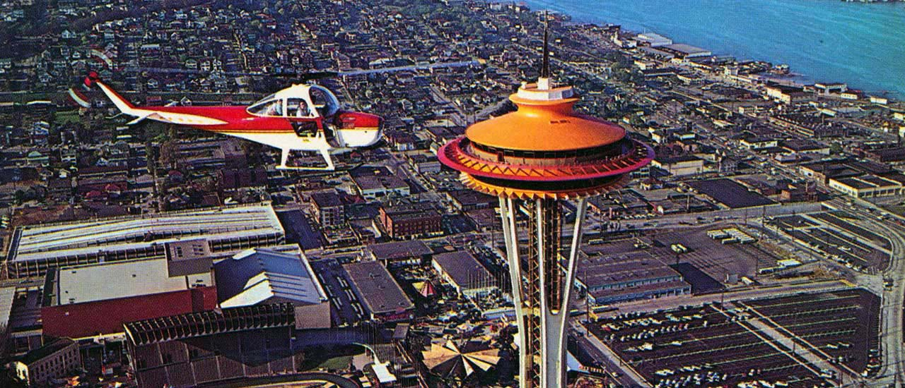 The King at Seattle's World Fair