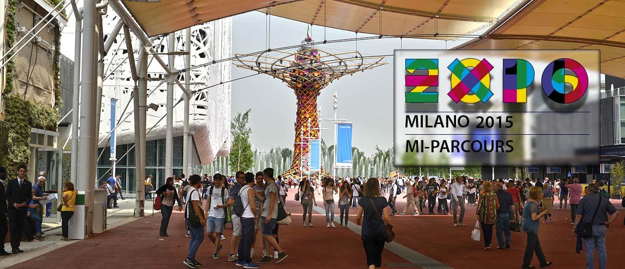 Expo Milano 2015 : Le Site