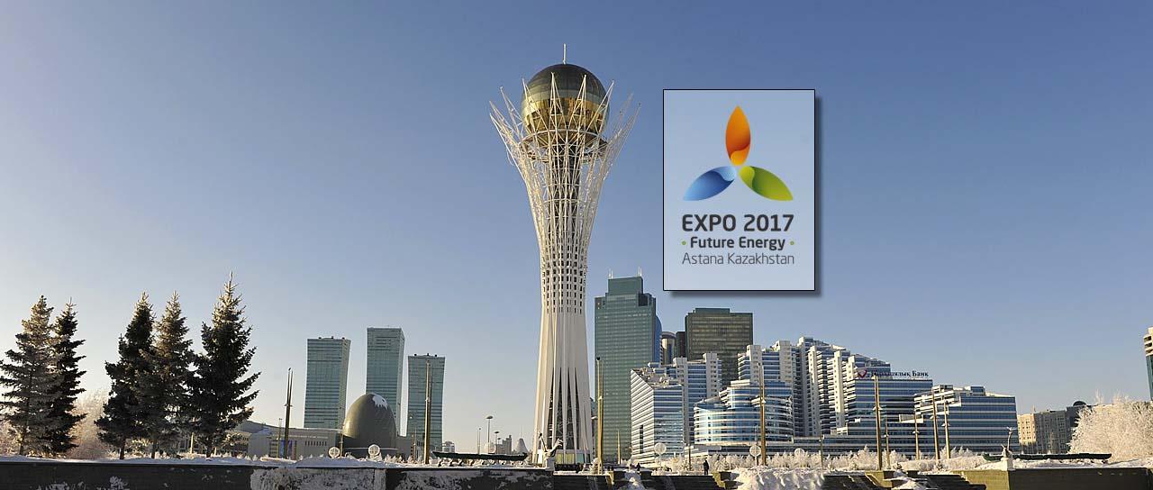 Le Plan Urbain D'astana Revu Pour L'expo 2017