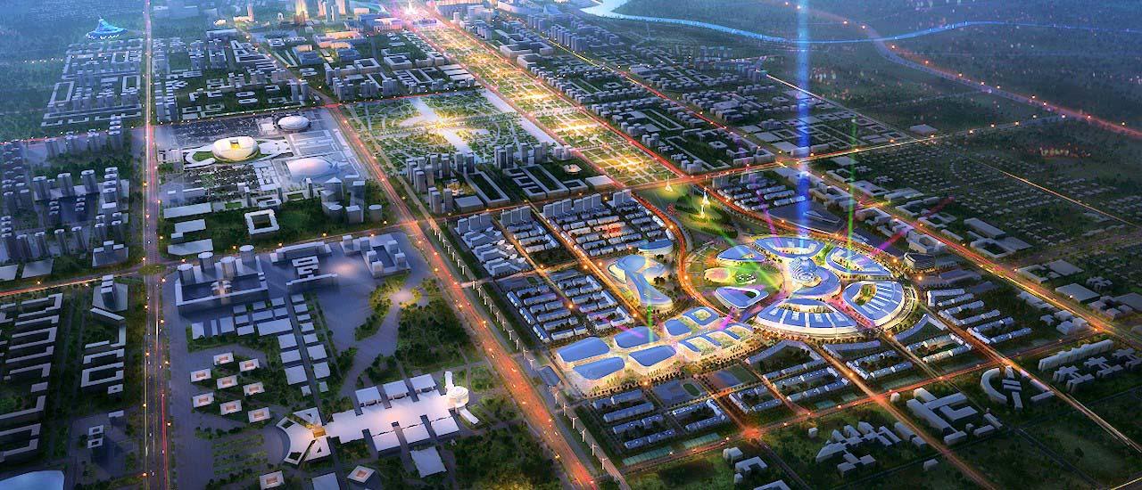 Objectifs d'Expo 2017 Astana