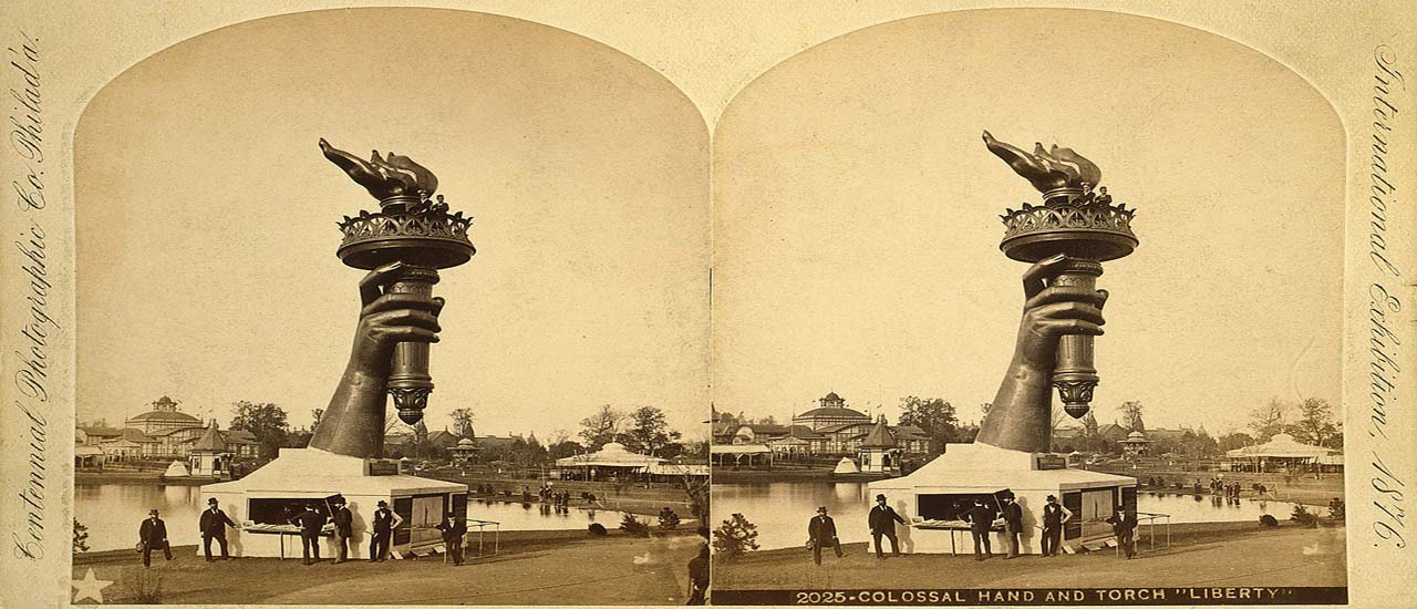 Expo Philadelphie 1876