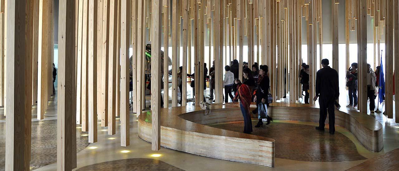 Expo Shanghai 2010 – Pavillon de la Hongrie