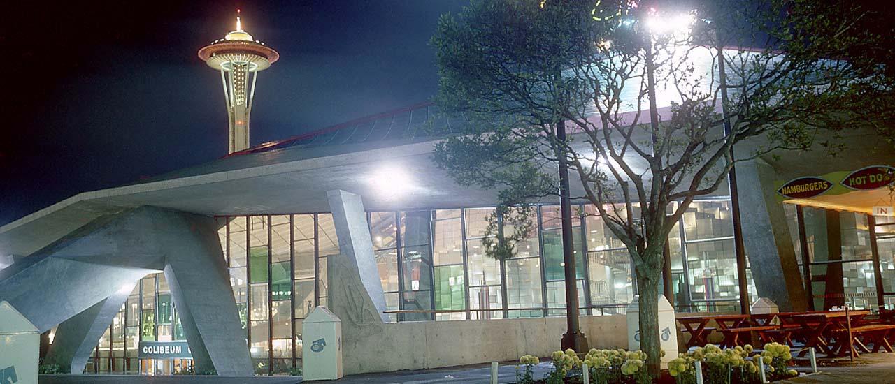Expo Seattle 1962 – Coliseum