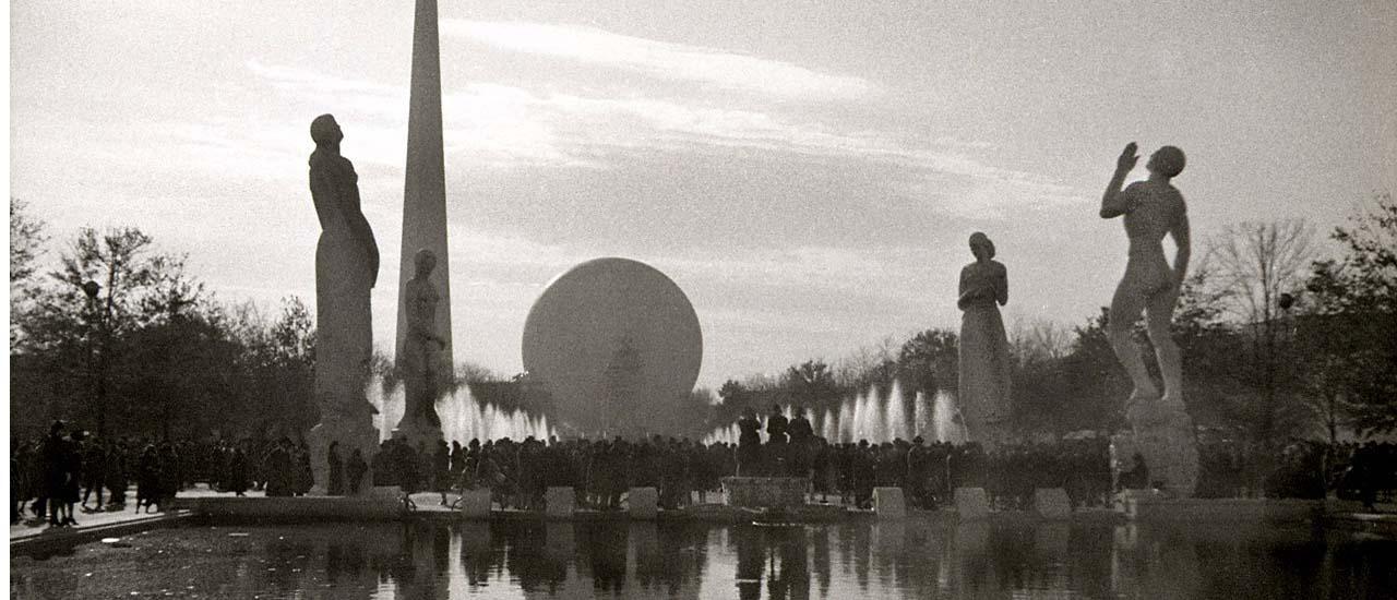 Expo New-York 1939 – Tylon et Perisphère