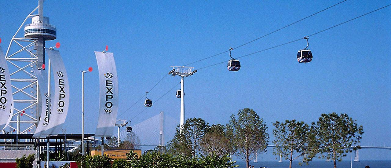 Expo Lisbonne 1998
