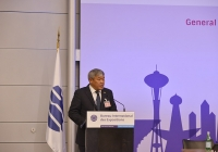 Expo 2017 Astana presents Progress Report to the 159th General Assembly
