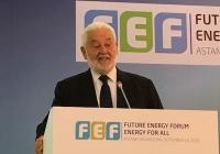 Astana accueille le 3ème Forum «Energie du Futur»