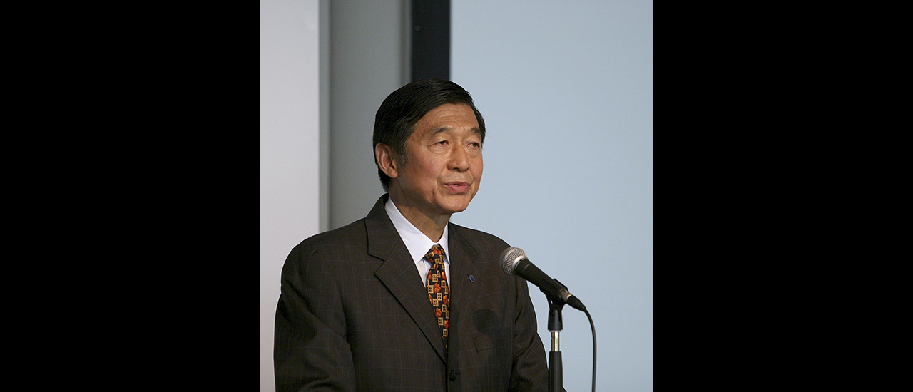 Hommage à l'Ambassadeur Wu Jianmin (1939-2016)