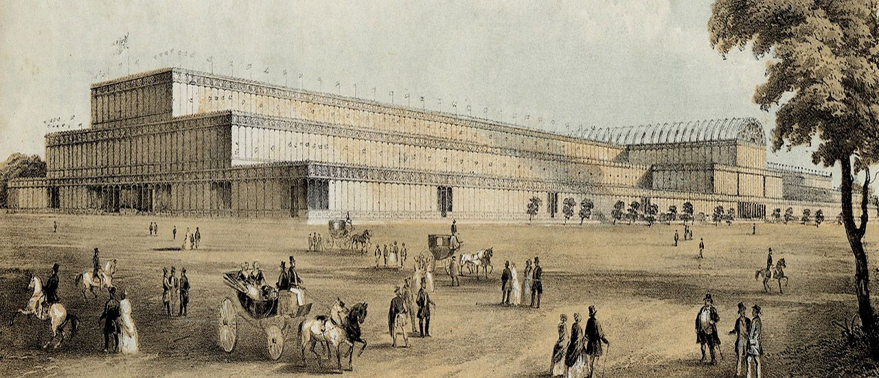 Expo London 1851 – The Crystal Palace